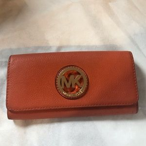 Authentic Michael Kors wallet